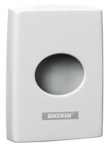 953753 Katrin Hygiene Bag holder, Zásobník sáčkov na dámske hygienické vložky