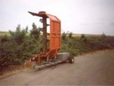 Překovávač kompostu CMC-ST-200