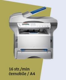 Kompaktní multifunkční tiskárna Develop