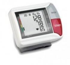 Merač krvného tlaku Happy Life na zápästie