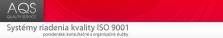 Poradenstvo - Certifikát kvality podľa normy ISO 9001