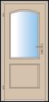Interiérové dveře Janov