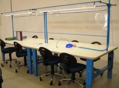 Zakázková výroba - vybavení dílen a provozů