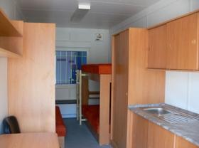 Zakázková výroba - vybavení ubytovacích zařízení