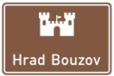 Značení kulturních a turistických cílů v ČR
