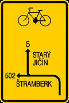 Značení cyklotras