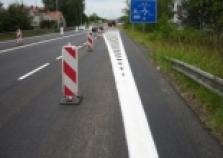 Vodorovné dopravní značení (VDZ)
