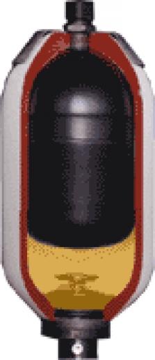 Vakové akumulátory - nízký tlak