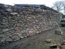 Opěrné zdi a další stavby z kamene