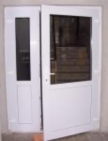 Vchodové a vedľajšie vchodové dvere