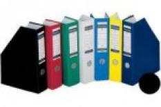 Archivace - boxy, krabice, pořadače, spony