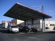 Výstavba samoobslužných čerpacích stanic