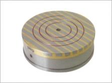 Permanentní magnetický upínač kruh