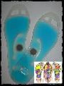 Magnetické gelové vložky do bot/pánské