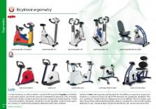 10 Bicyklové ergometry