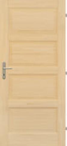 Vnitřní dveře z masivu