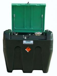 TruckMaster - mobilní nádrže