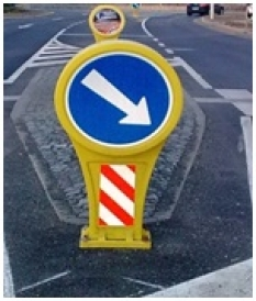 Dopravní značení na klíč
