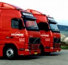 Mezinárodní kamionová doprava