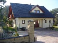 Výstavba rodinných domů-dřevostavby