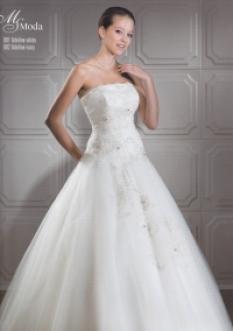 Svatební šaty MS Moda