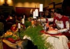 Středověké hostiny - catering