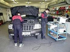 Prověření původu vozidla