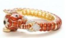Luxusní náramek Kenneth J. Lane s krystaly Swarovski