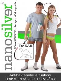 Nanosilver® - česká značka pro antibakteriální oblečení