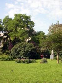 Celoroční údržba parkových ploch