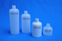 Plastové lahve a lahvičky