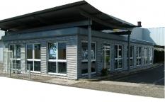 Ubytování a kanceláře z modulových staveb