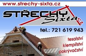 Střechy Sixta