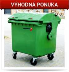 Odpadové nádoby
