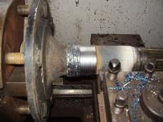 Svářečské práce,renovace strojních součástí,zámečnictví,poradenství ve svařování