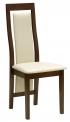 Dřevěná jídelní židle Kanzas