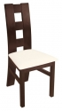 Dřevěná jídelní židle typ 124