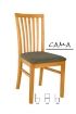 Dřevěná jídelní židle Cama