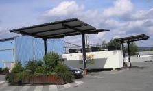 Čerpací stanice PHM s nádrží ConVault® a kompletní technologickou výbavou