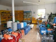 Výroba, vývoj, servis, prodej čerpadel, náhradních dílů a příslušenství