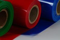 Barevné PVC fólie