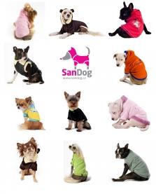 SanDog - psí móda Výhradní český výrobce - velkoobchod - e-obchod