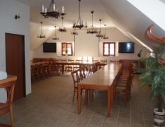 Nabídka prostor na firemní školení nebo večírek nebo rodinnou oslavu