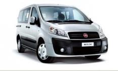 Fiat Scudo přeprava osob