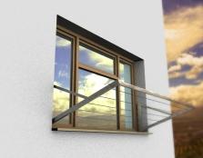 Okenný sušiak LINEN