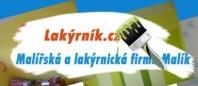 Malířské a lakýrnické práce firmy Malík