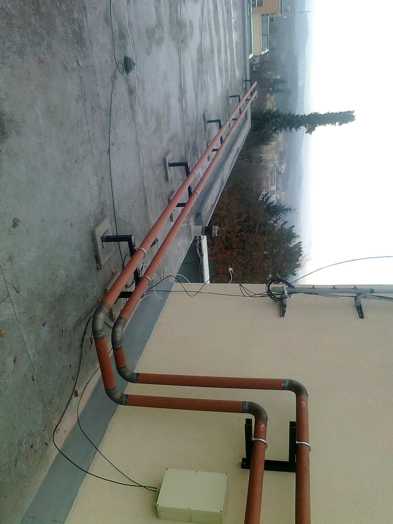 Svařování a instalatérské práce