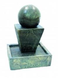 Fontána Globe 2