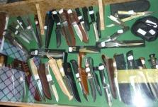 ponuka nožov