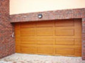 Sekční vrata – sekční garážová vrata